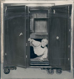 Escapologist Harry Houdini may have been perfectly comfortable being locked in a safe. Too many AEDs, on the other hand, are inaccessible in an emergency because they've been locked up for safekeeping.