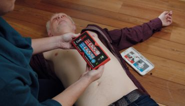 The World's First Personal AED is coming to Europe