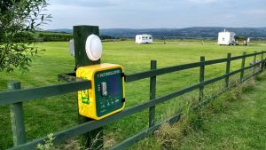 When they are used, public access defibrillators save lives. Why aren't there more public access defibrillators, and is there an alternative?