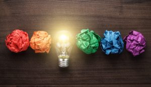 What is an idea worth?